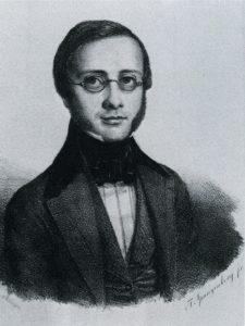 Friedrich Wieseler - Autor einer Sammlung antiker Mythen von Narziss