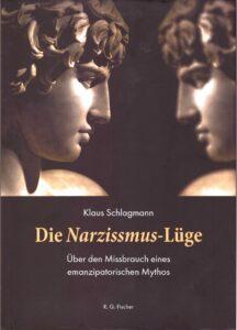 """Abbild des Buches """"Die Narzissmus-Lüge"""""""