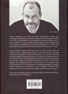 """Rückseite des Buch-Covers von """"Die Narzissmus-Lüge"""""""
